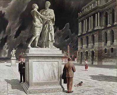 Carel Willink , le peintre de ses rêves.....Considéré comme le représentant le plus important du réalisme magique.