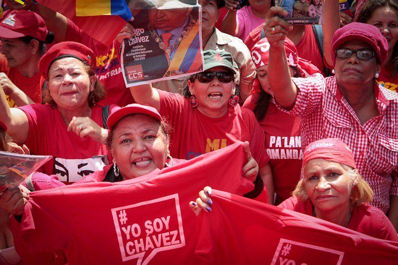 """""""# Yo soy Chávez!"""""""