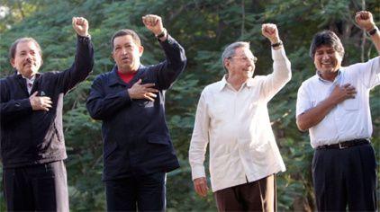 ALBA - TCP (Alliance bolivarienne pour les peuples de notre Amérique - Traité de commerce des Peuples)
