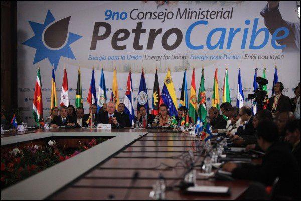 Le 7ème sommet de PetroCaribe, à Caracas