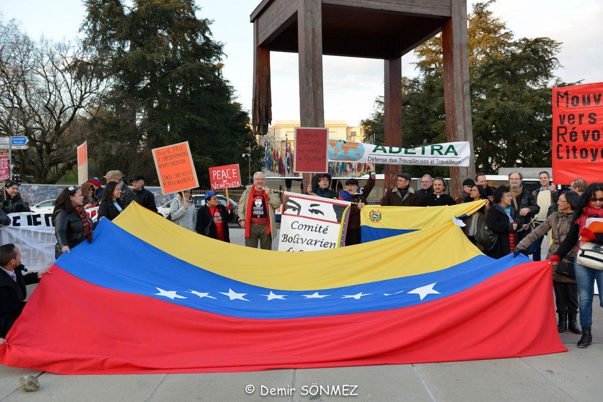 Venezuela: Voces de los barrios populares