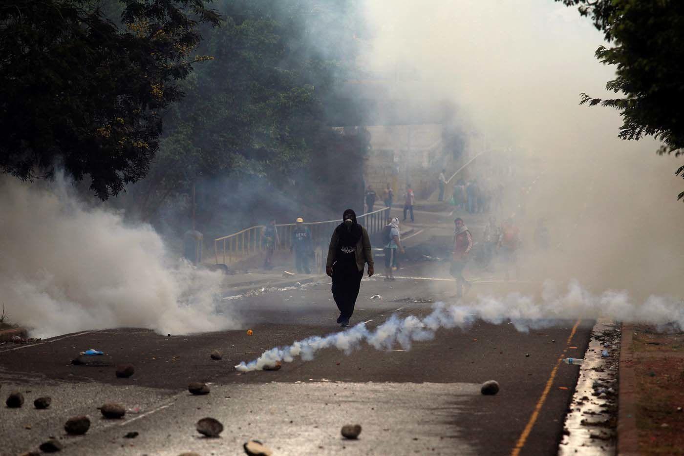 Honduras el 30 de noviembre de 2017. REUTERS / Jorge Cabrera