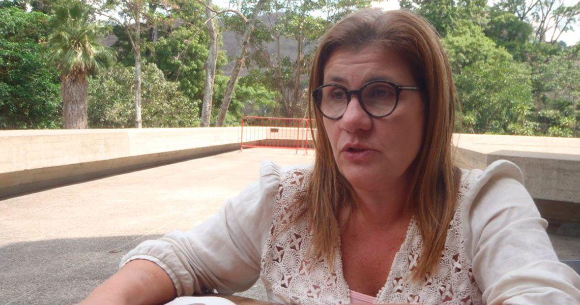 Pasqualina Curcio, économiste et chercheuse vénézuélienne