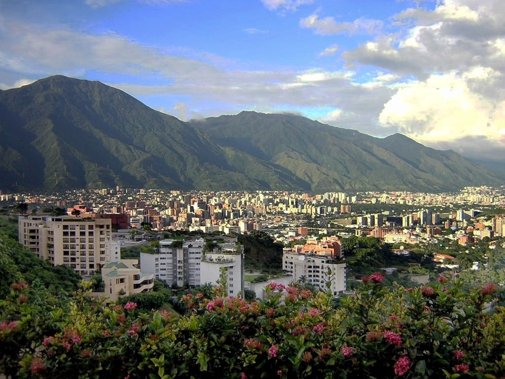 Est de Caracas - photo Wikimedia Commons