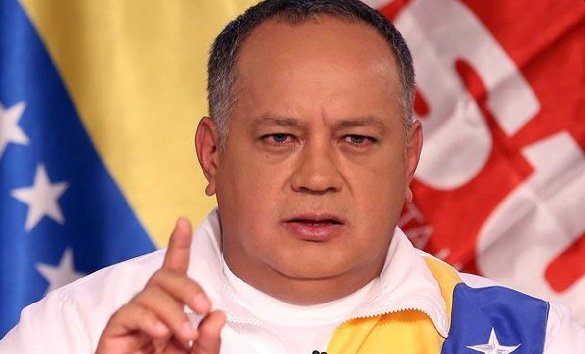 Diosdado Cabello, Président de l'Assemblée nationale constituante de la République bolivarienne du Venezuela - photo archive