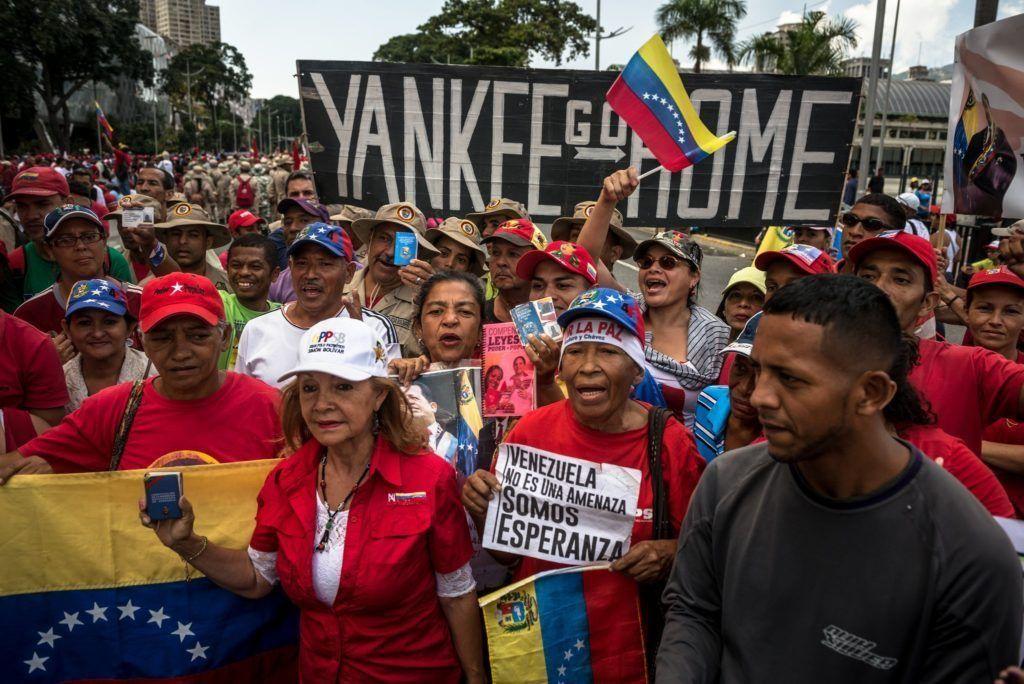 Le Venezuela dans la misère - mensonges et tromperies des médias