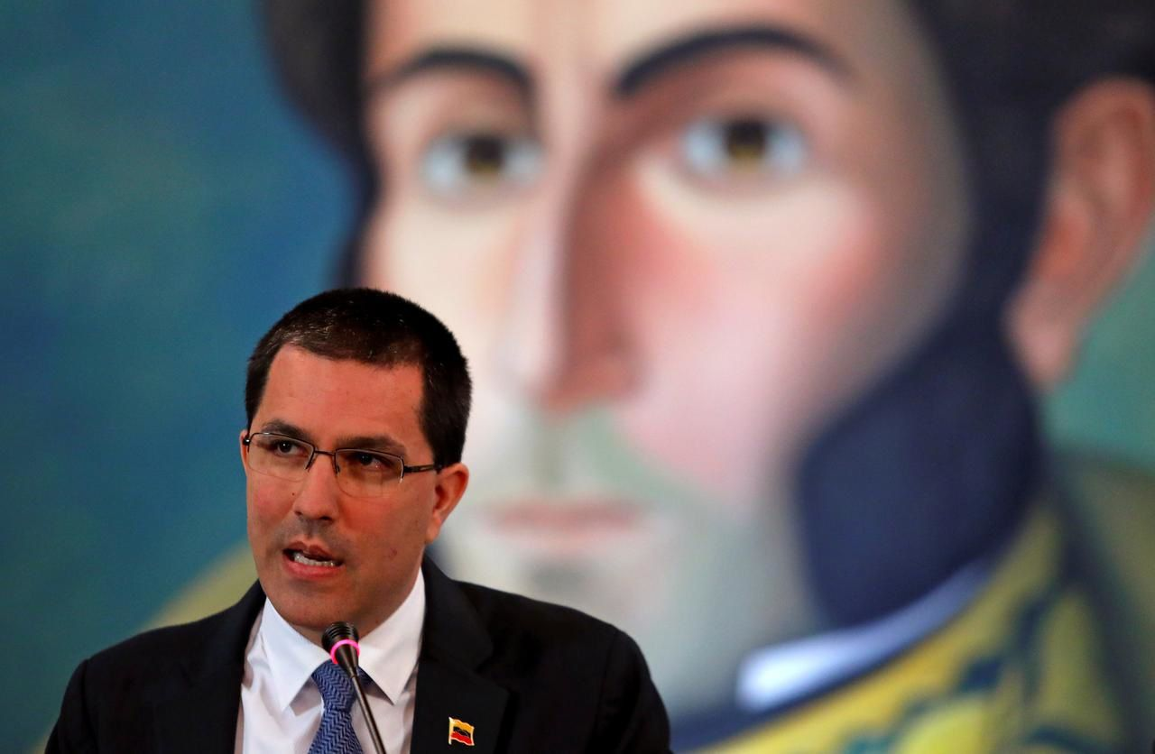 Venezuela : entretien exclusif avec le ministre des Affaires étrangères, Jorge Arreaza