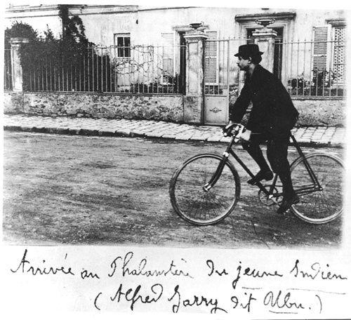Le poème en roue libre, initié par André Chenet