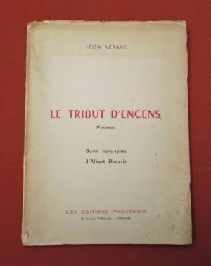 1-Léon Vérane, par Decaris ;2-Léon Vérane, dans un café ; 3-Bernard Gueit, sur le port de Toulon