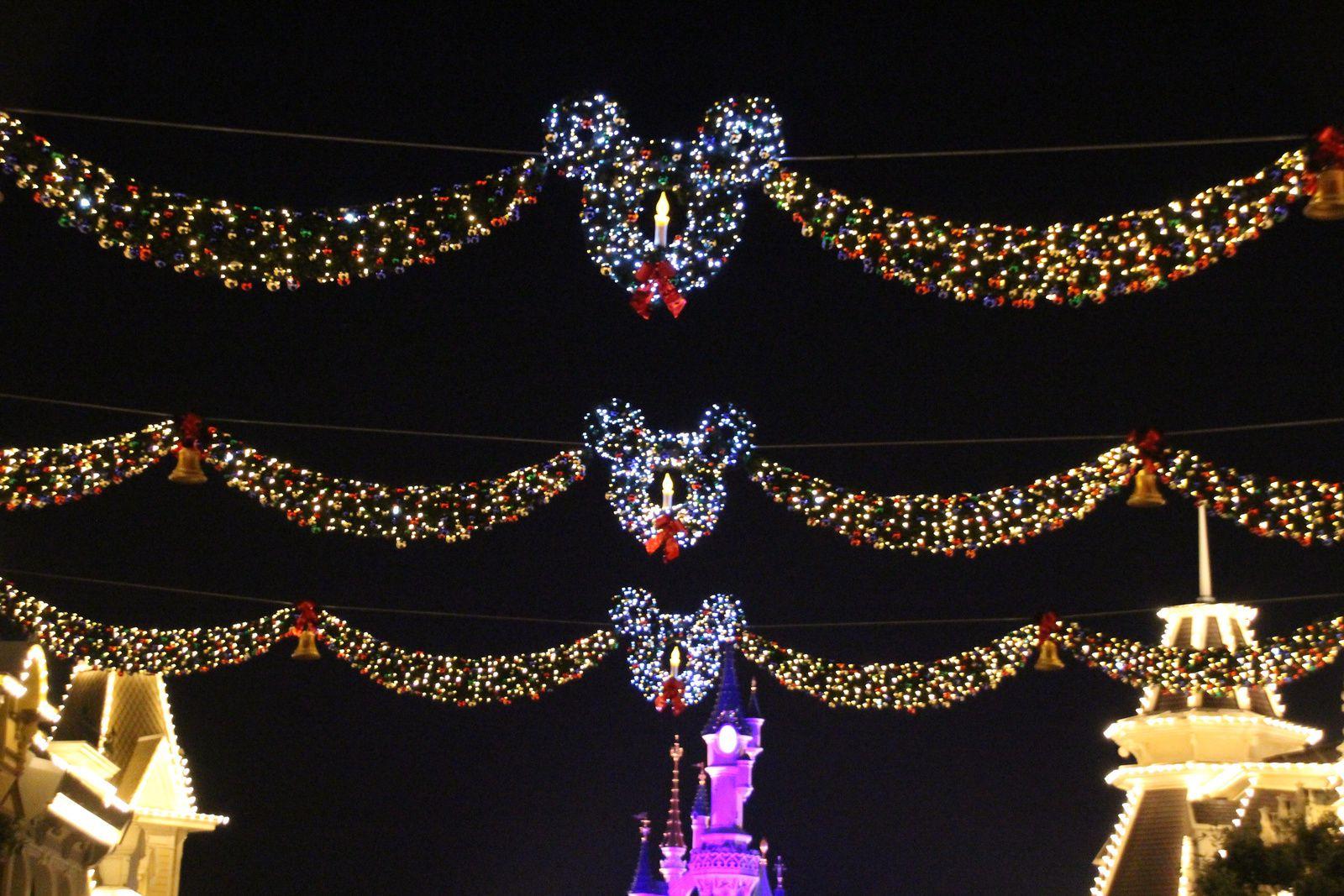Le Noël enchanté à Disneyland Paris (2016)