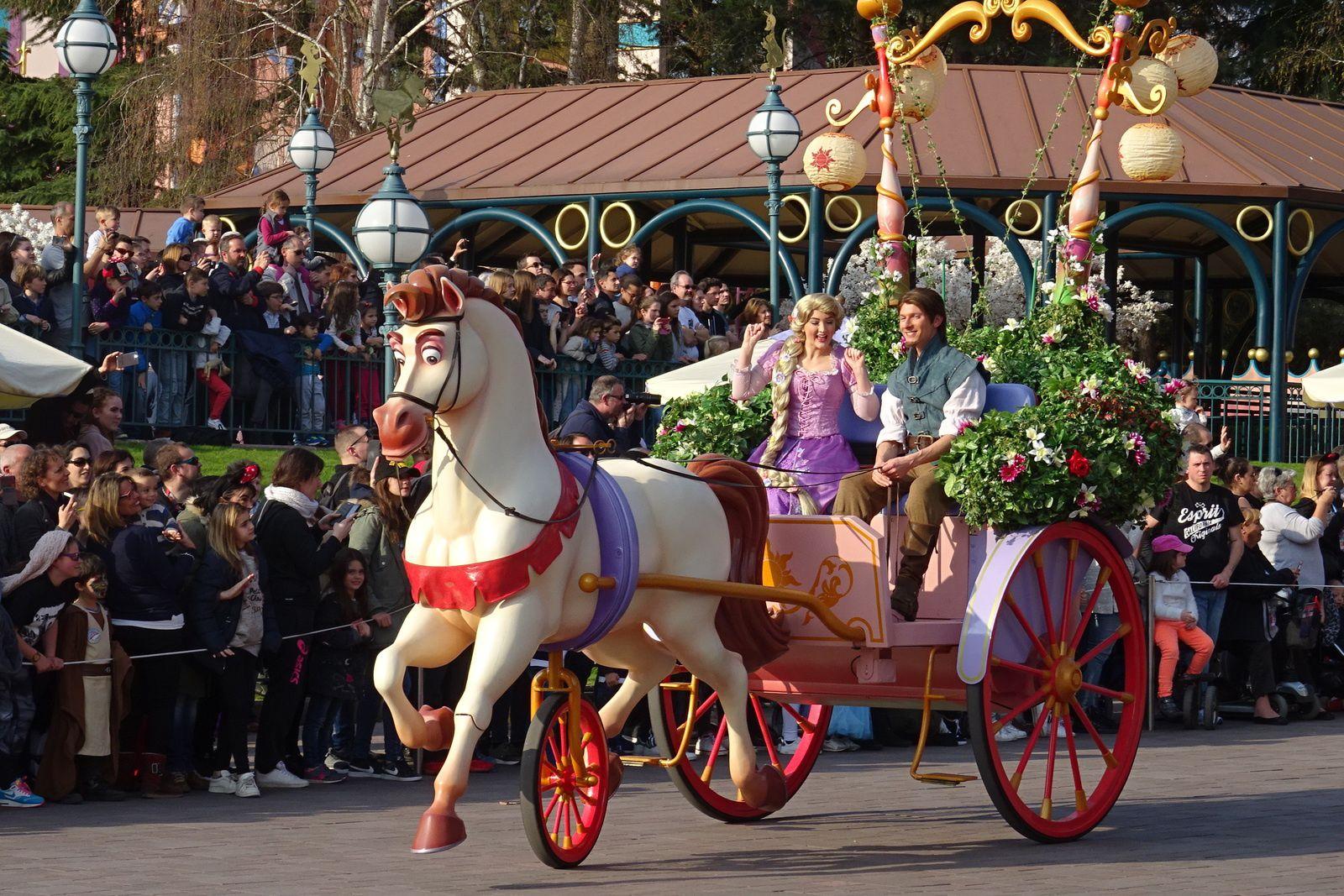 Disneyland Paris fête ses 25 ans !