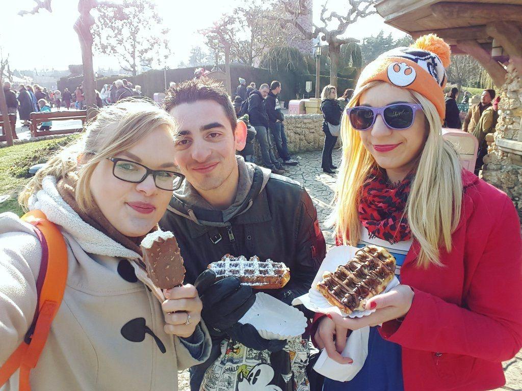 Les restaurants de Fantasyland à Disneyland Paris