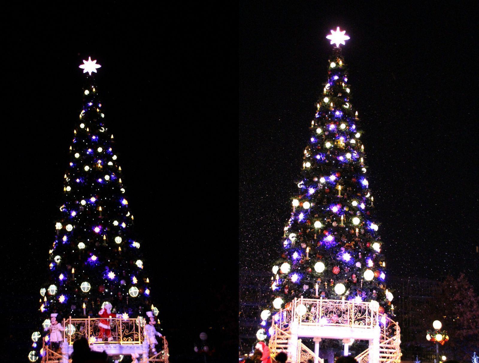 Le Noël enchanté Disney à Disneyland Paris (2017)