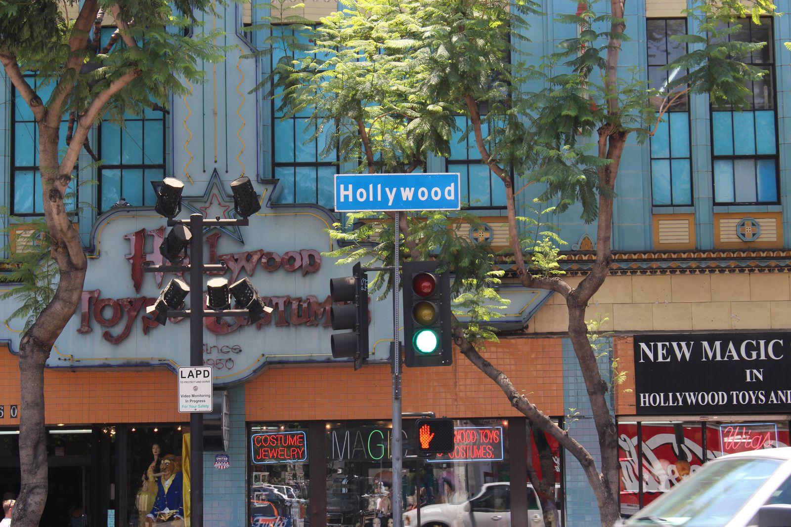 Los Angeles : Hollywood & Santa Monica