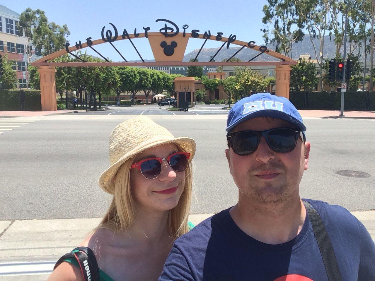 The Walt Disney Company à Burbank