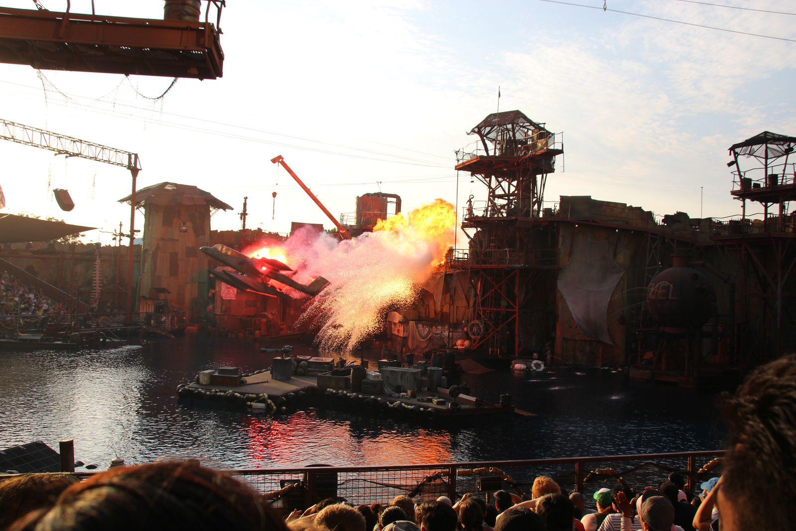 Universal Studios Hollywood : les spectacles
