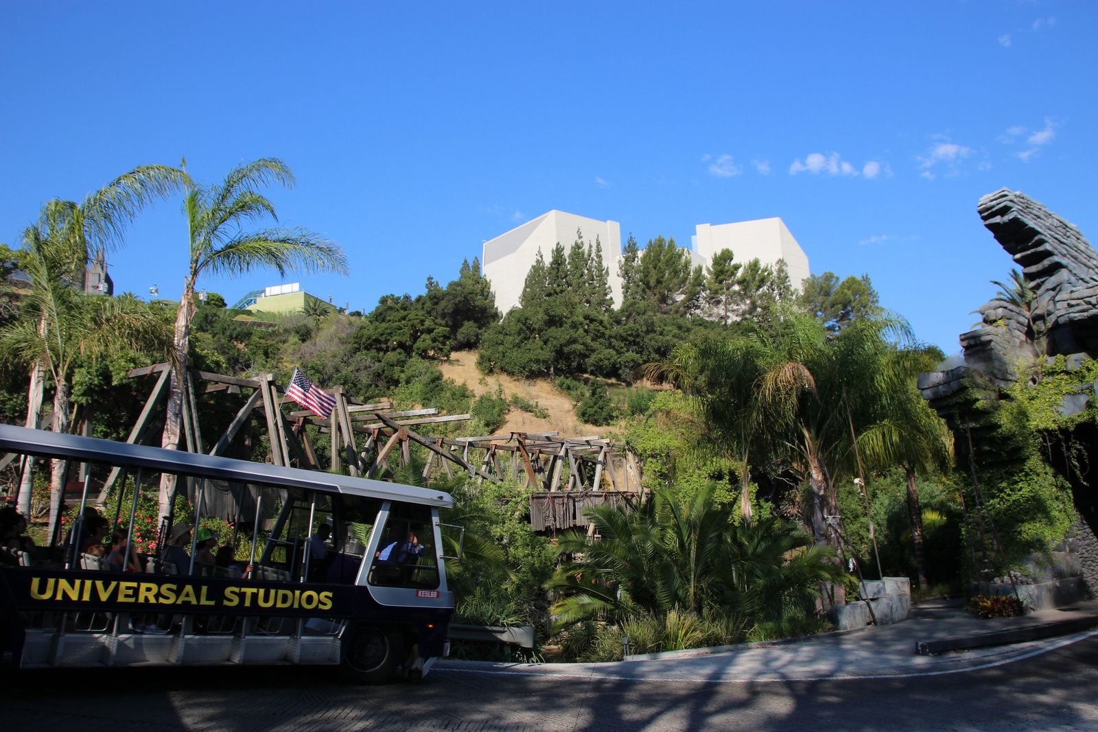 Universal Studios Hollywood : Studio Tour