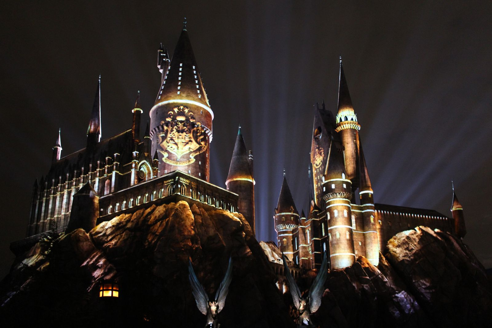 Universal Studios Hollywood : The Wizarding World of Harry Potter