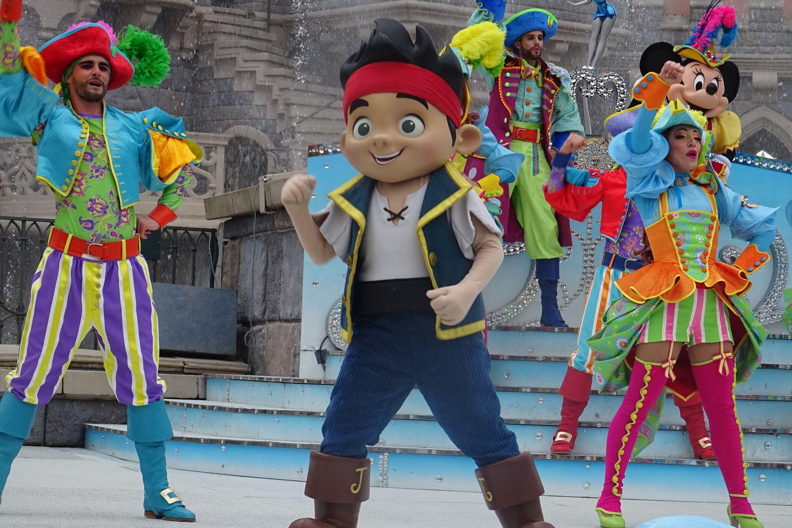 Le festival Pirates et Princesses à Disneyland Paris