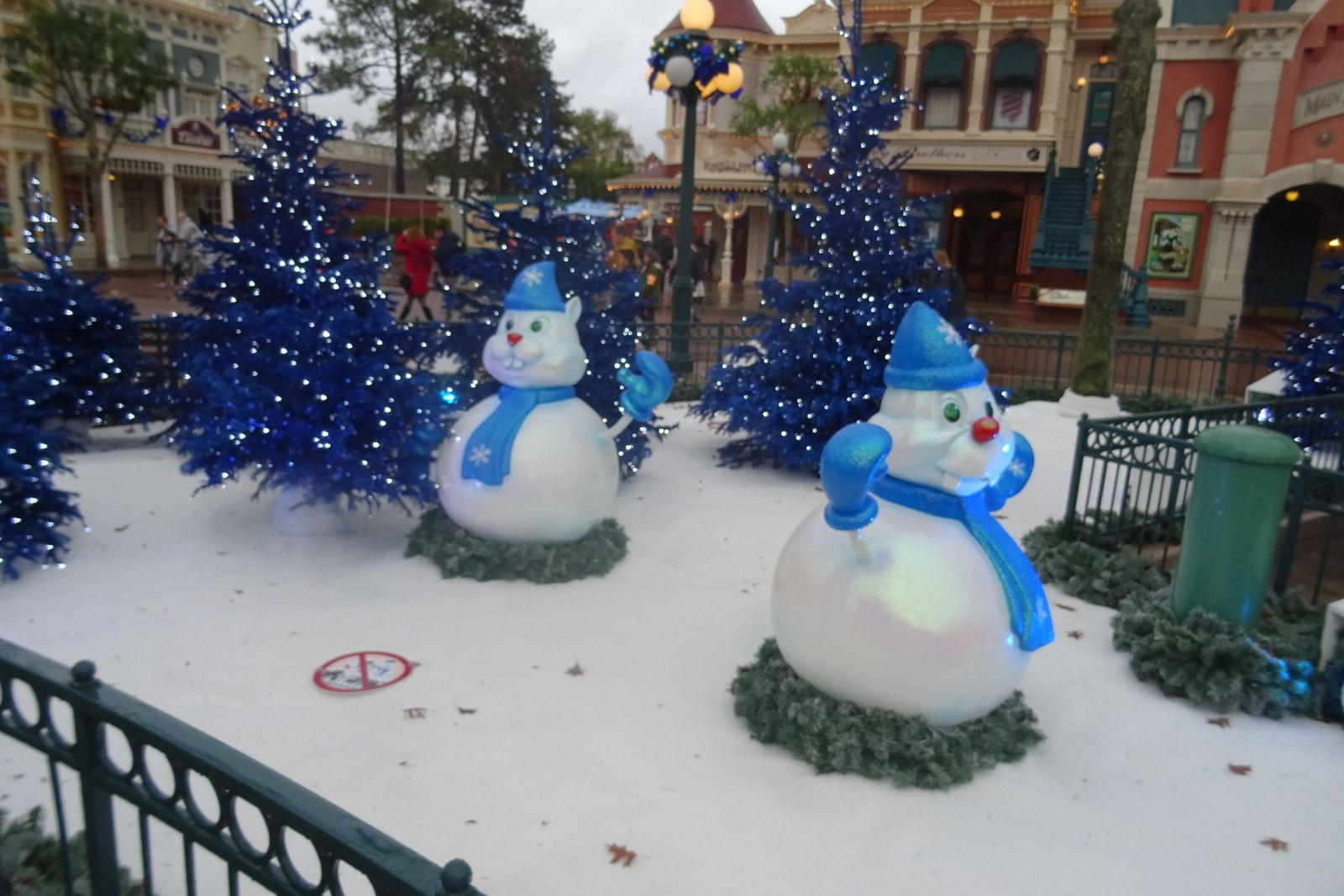 Le Noël enchanté Disney à Disneyland Paris (2018)
