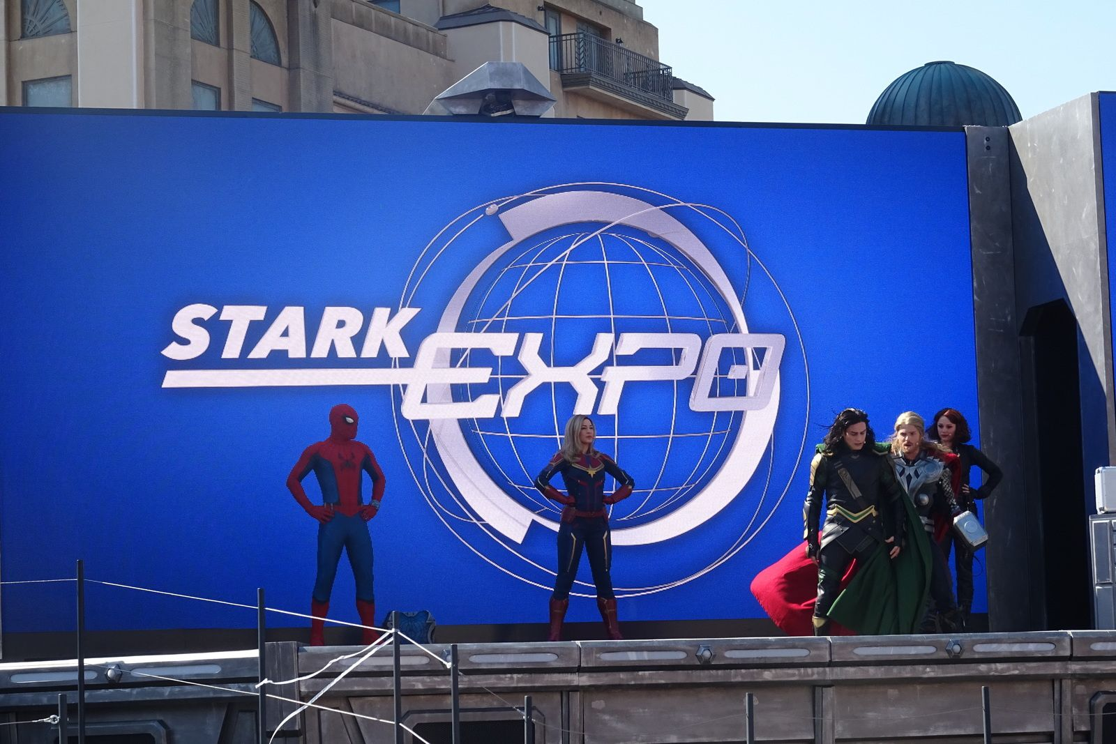 La Saison des Super-Héros Marvel à Disneyland Paris (2019)