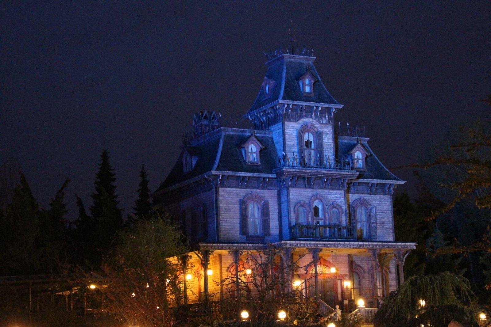 La réouverture de Phantom Manor, Disneyland Paris