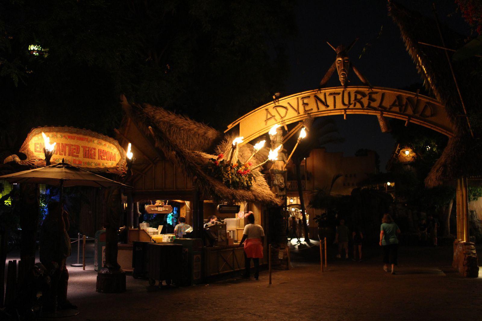 Adventureland, Disneyland Park (Californie)