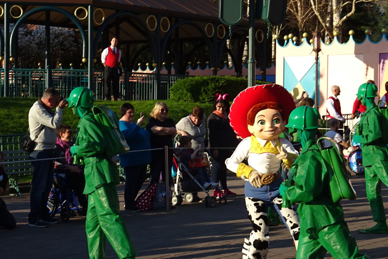 Les Toy Story Play Days et l'univers Toy Story à Disneyland Paris