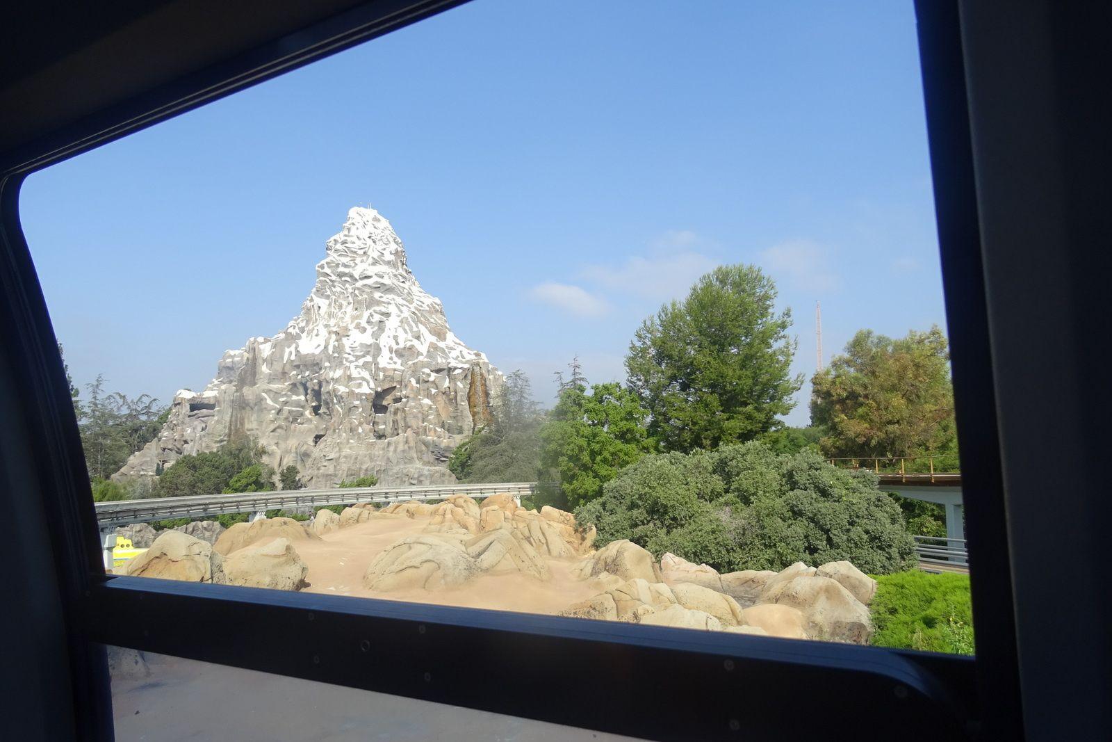 Le Monorail, Disneyland Resort (Californie)