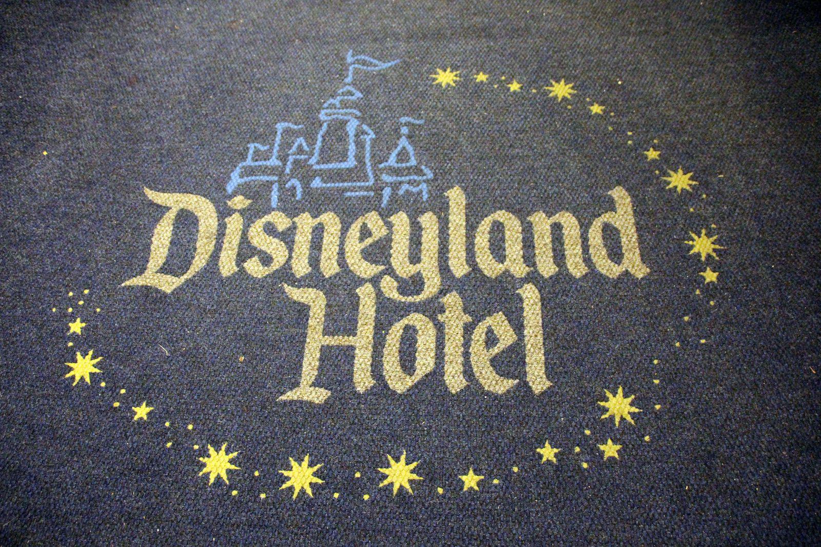 Disneyland Hotel, Disneyland Resort (Californie)