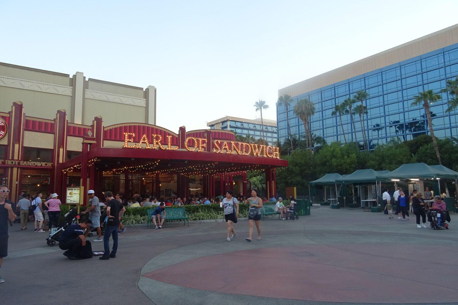 Downtown Disney, Disneyland Resort (Californie)