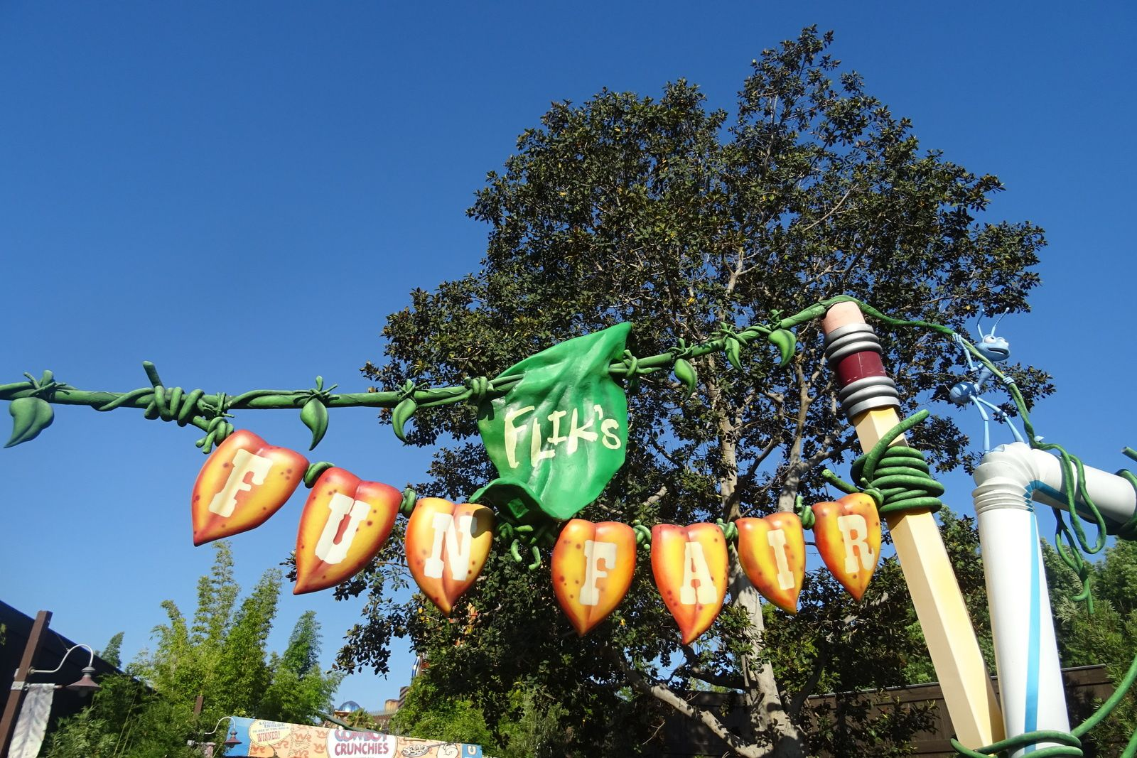 A Bug's Land, Disney California Adventure