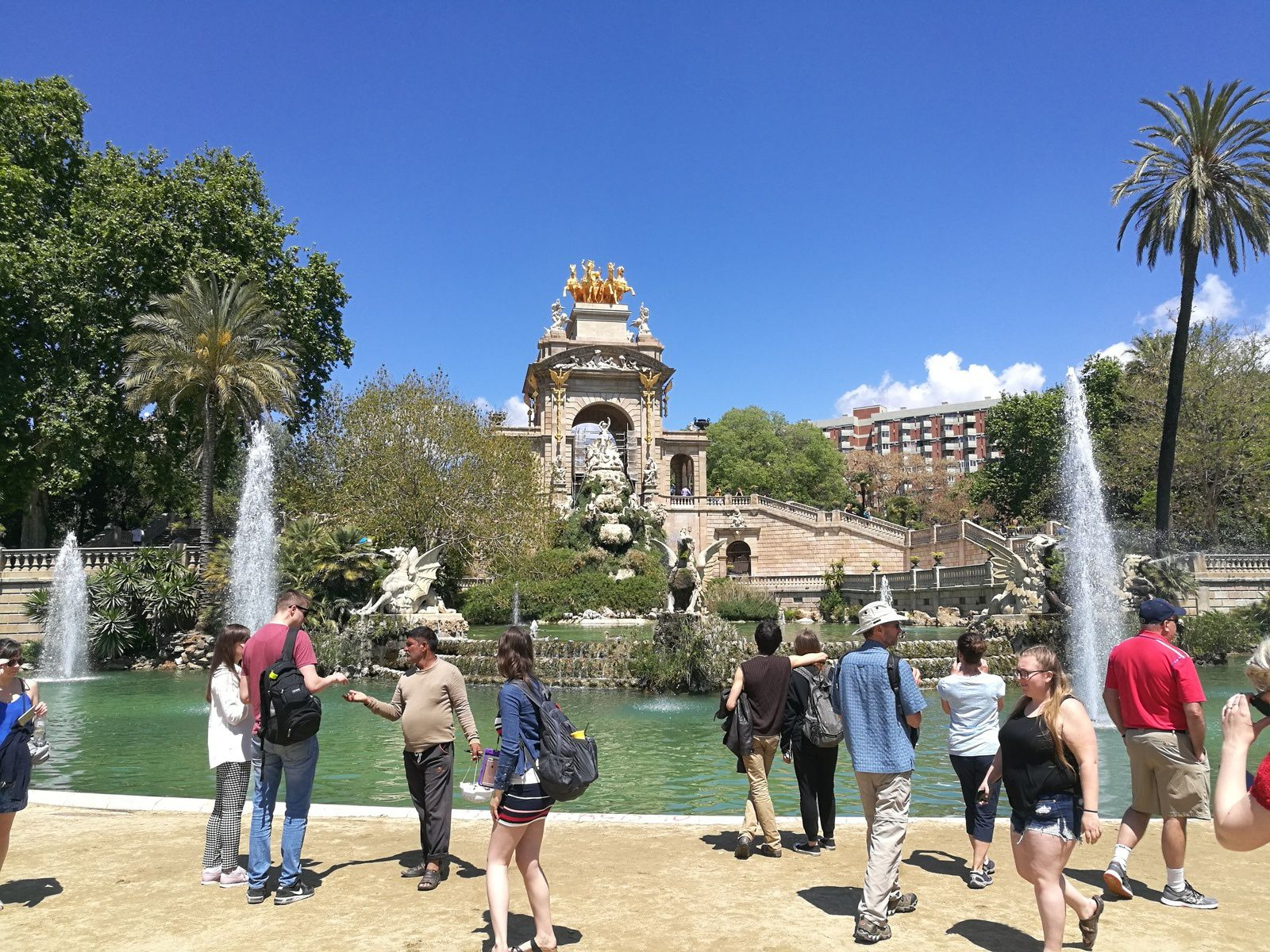 48 heures à Barcelone