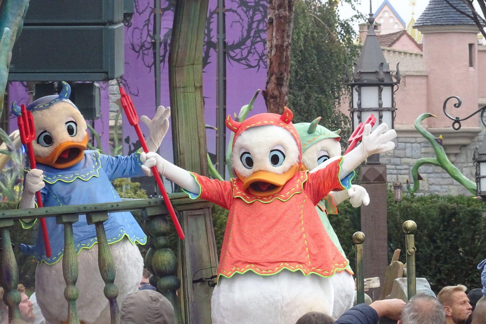 Le Festival Halloween à Disneyland Paris (2019)