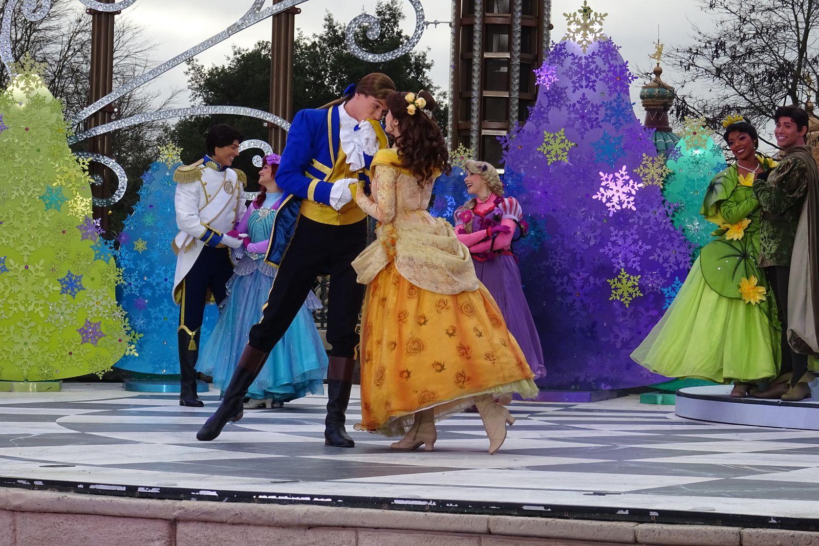 Le Noël enchanté Disney à Disneyland Paris (2019)