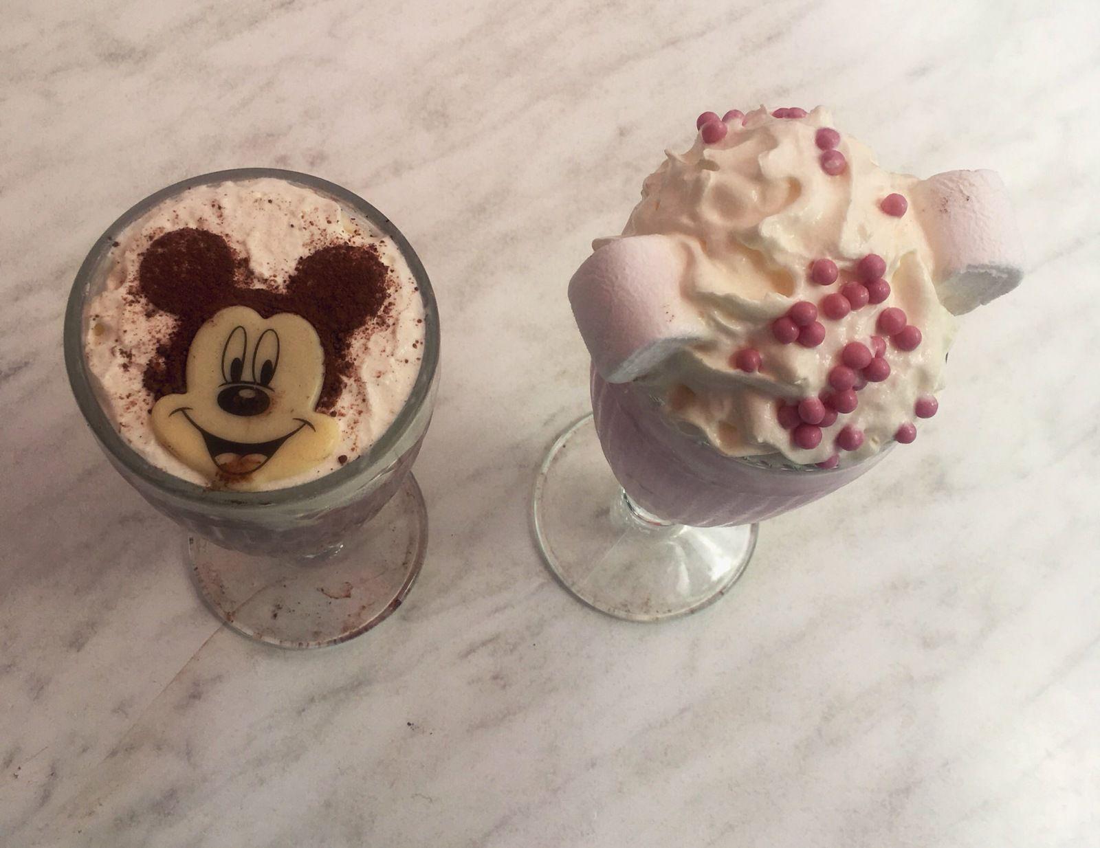 Les restaurants de Main Street U.S.A à Disneyland Paris