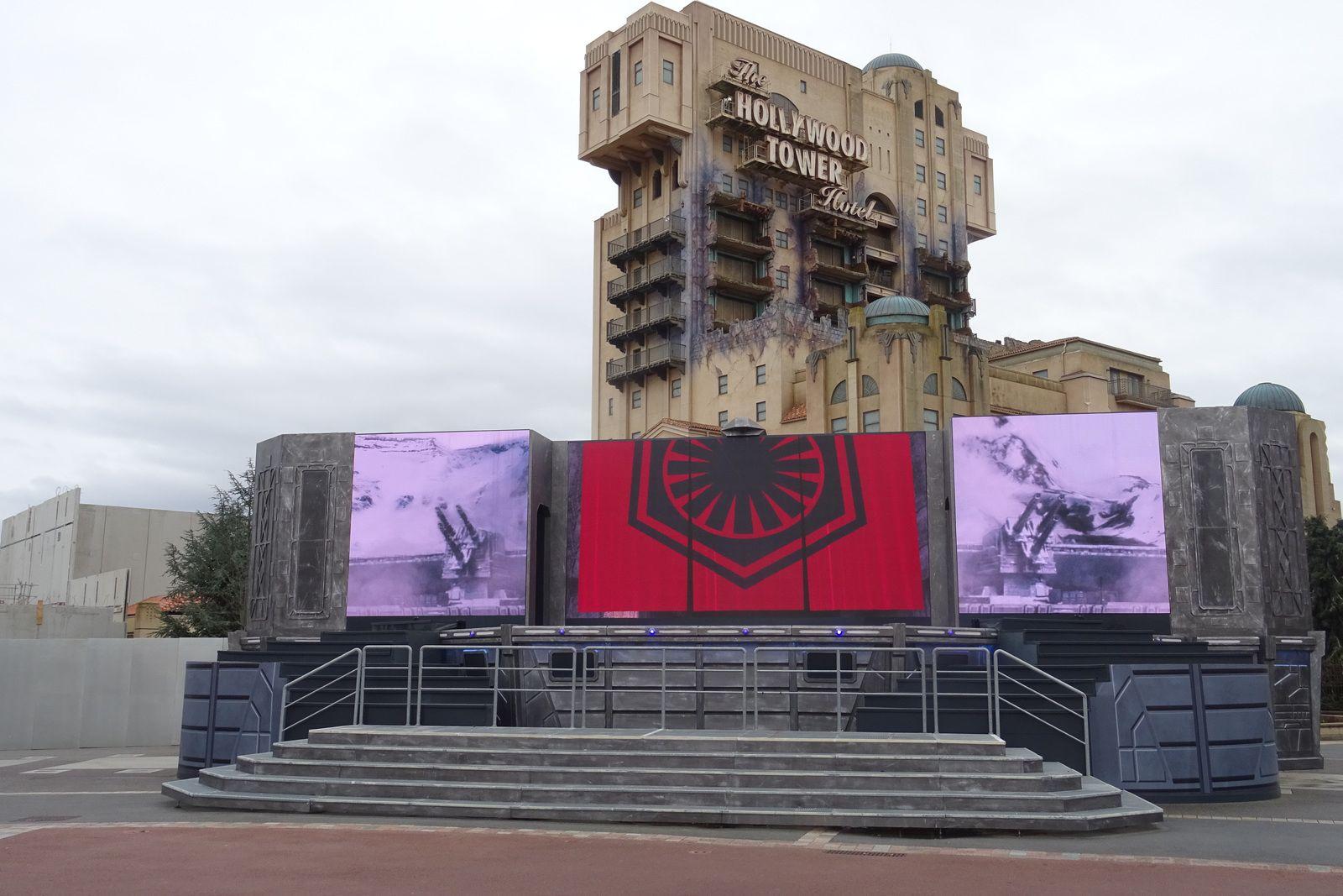 Légendes de la Force : une célébration Star Wars à Disneyland Paris (2020)