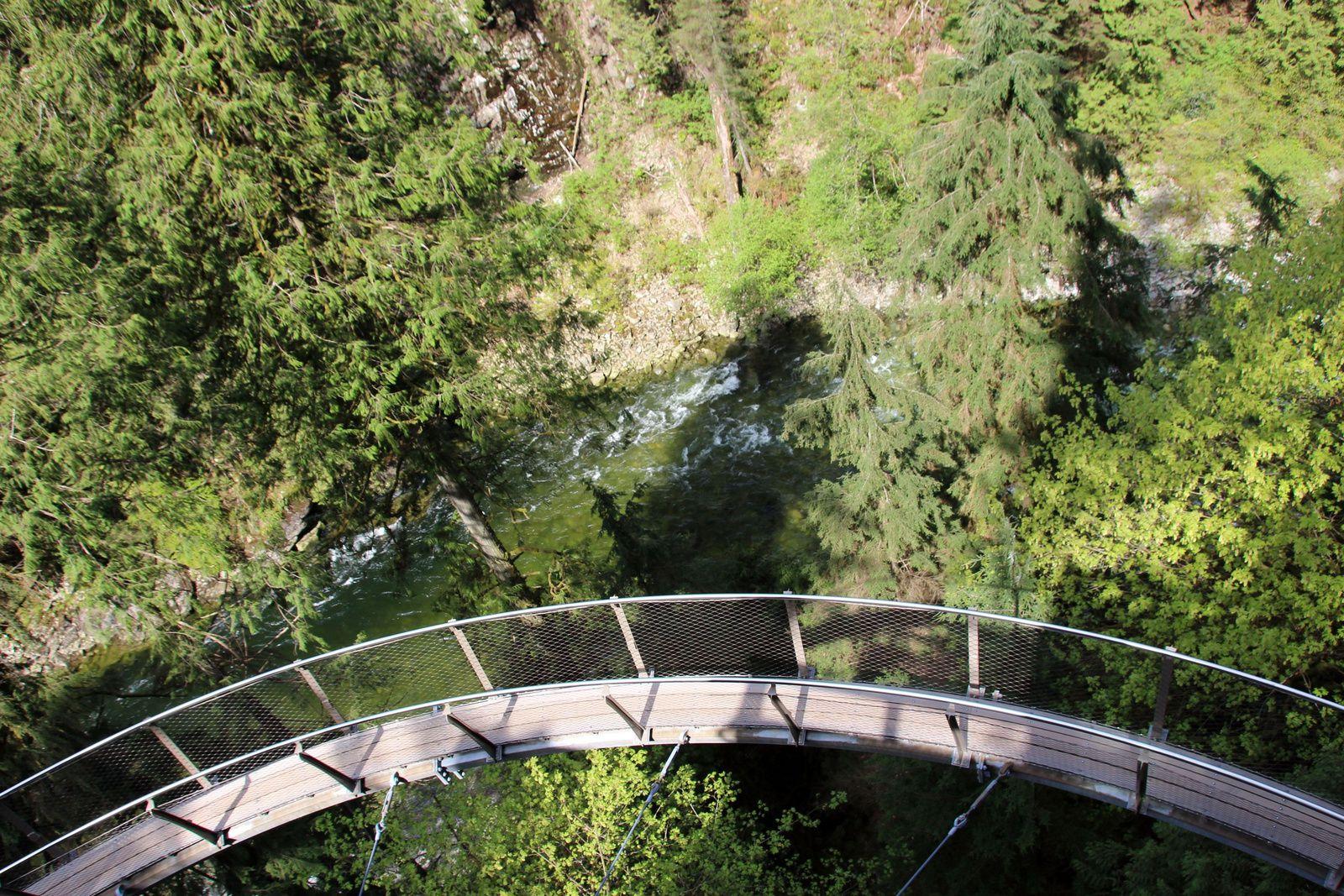 Capilano Suspension Bridge Park, Vancouver