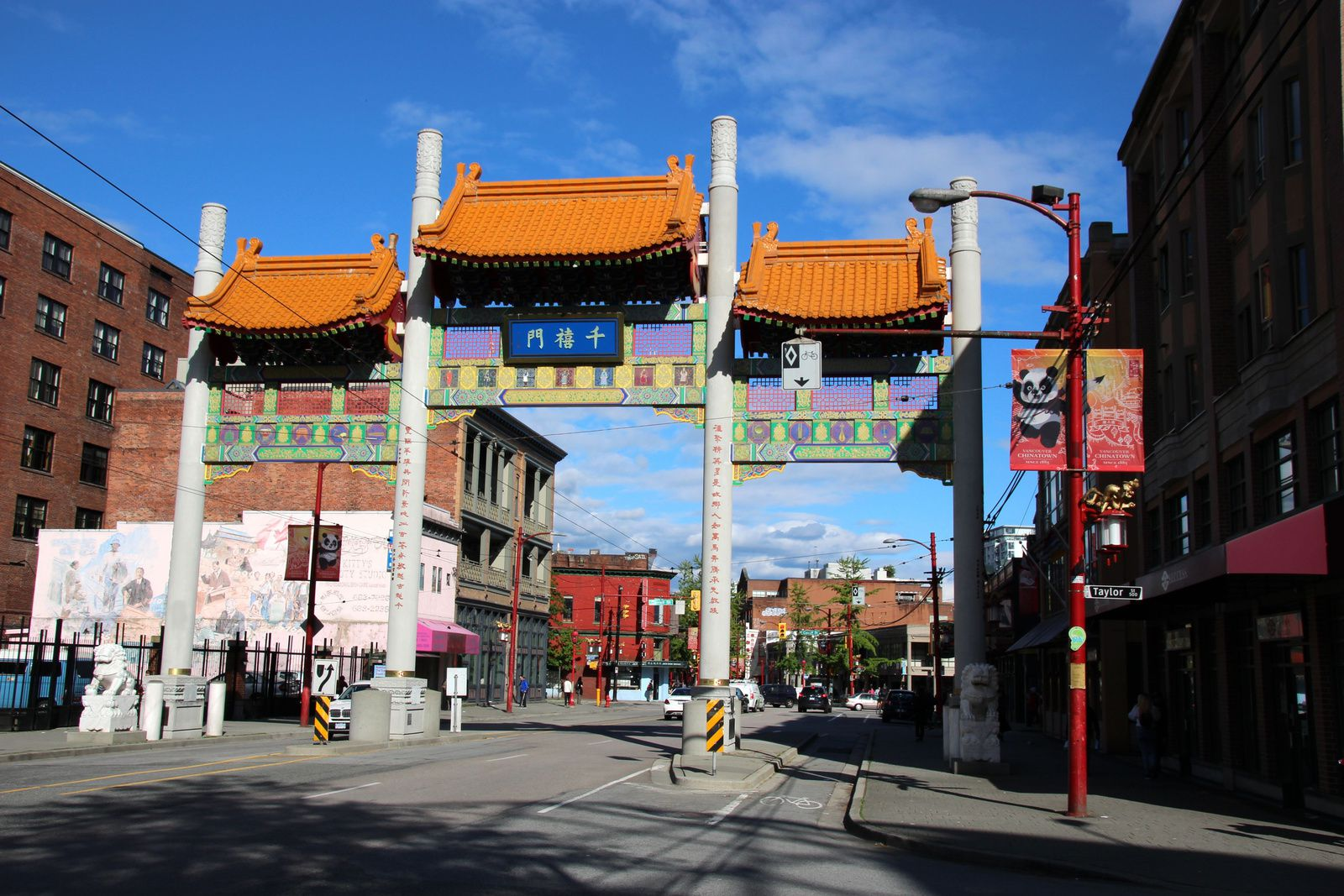 Chinatown & Gastown, Vancouver