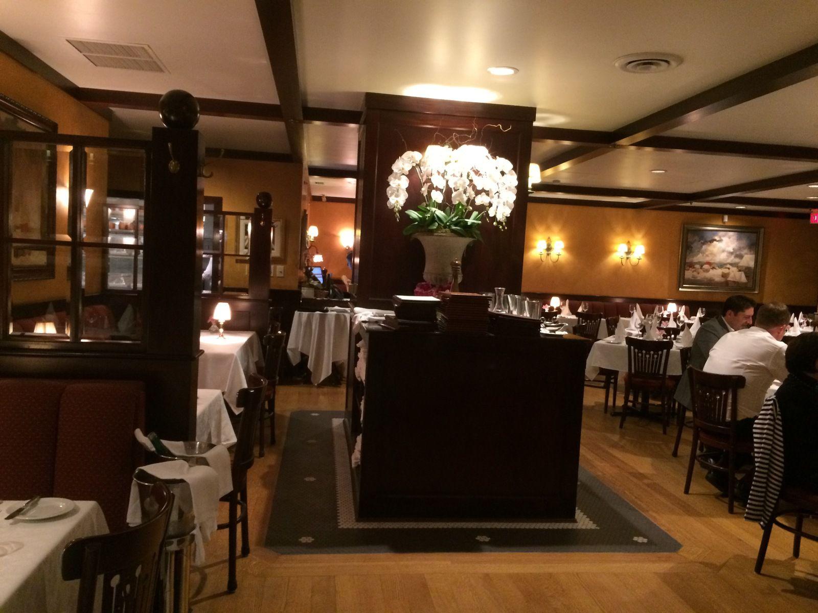 Le Crocodile, restaurant français à Vancouver