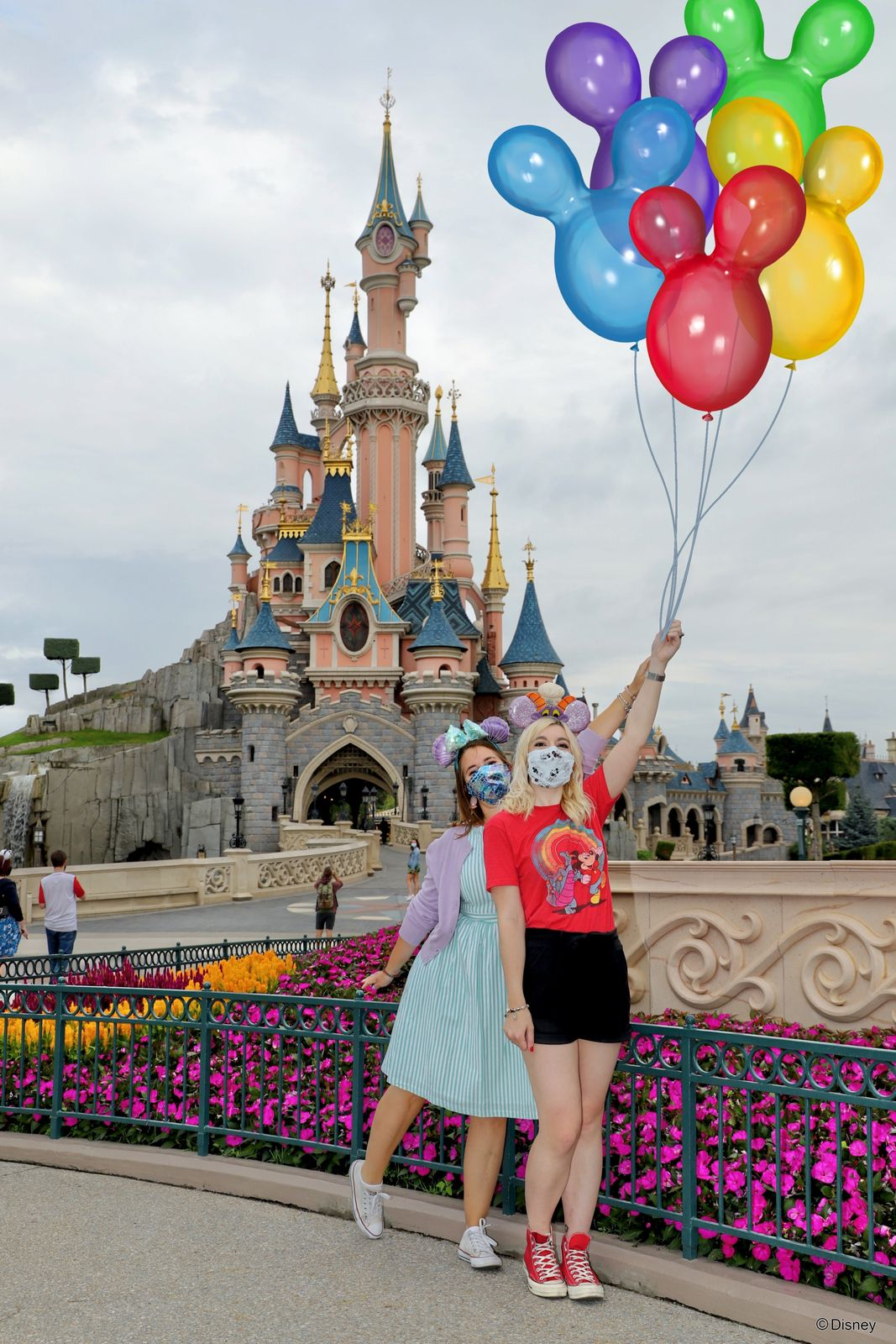 La réouverture de Disneyland Paris : Covid-19 et mesures sanitaires