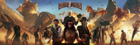 Savage Worlds Deadlands Reloaded Écran