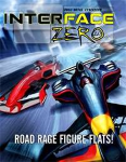 Savage Worlds Interface Zero Figure Flat Road Race