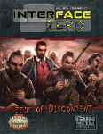 Savage Worlds Interface Zero Scenario Seed Discontent