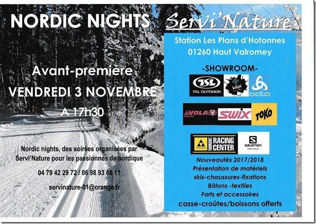 Nordic Nights.