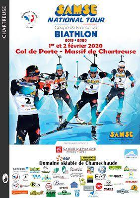 4ième étape Samse National Tour Biathlon Col de Porte (en Chartreuse) le 01 et 02 Février