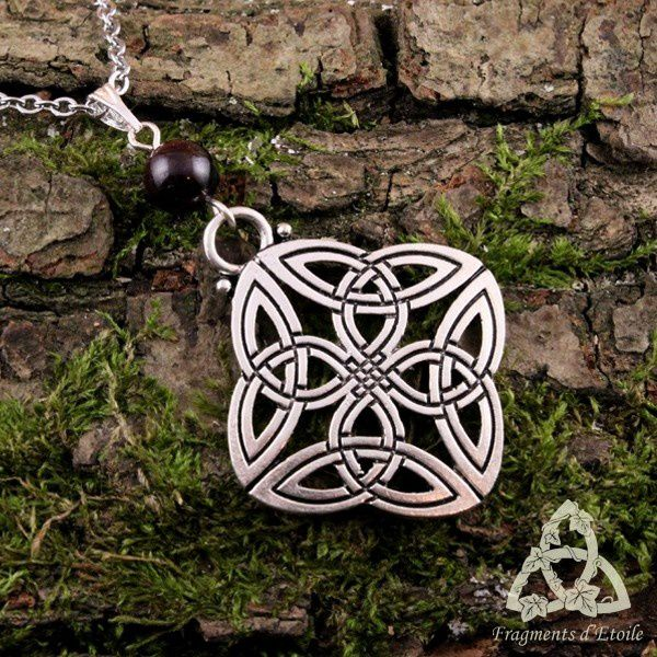 collier celtic homme