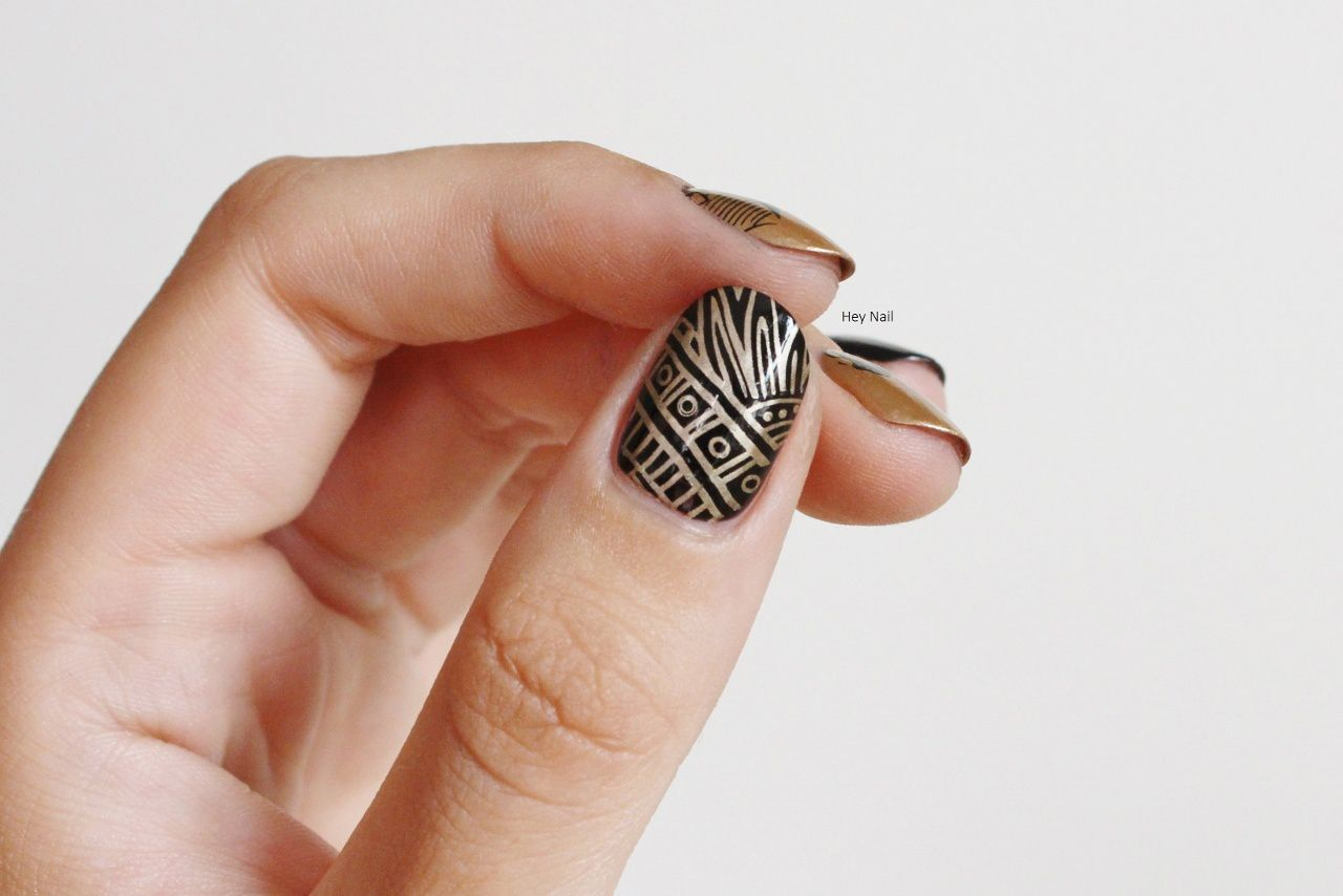 Stamping Egypte