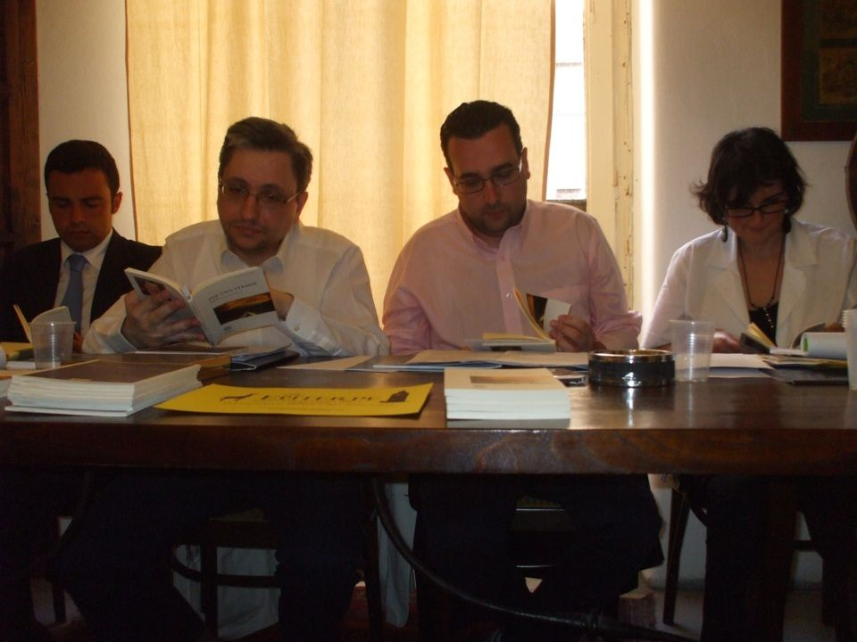 Presentazione di «Per una strada» (SBC Edizioni, 2009), di Emanuele Marcuccio