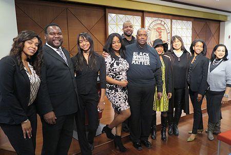 Scientology Kirche Harlem: Konferenz zu Ehren von Charles H. Houston